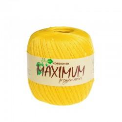 Kordonek Maximum Żółty 1505