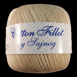 Cotton Fillet Beż 002