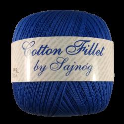 Cotton Fillet Niebieski 053