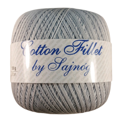 Cotton Fillet Szary 080