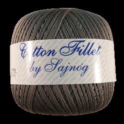 Cotton Fillet Szary 091