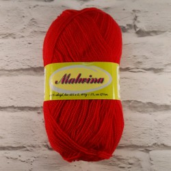 Włóczka Malwina Czerwony 4-...