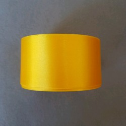 Atłas szer. 50mm żółty -...