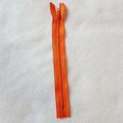 Zamek błyskawiczny 18cm Oranż