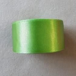 Atłas szer. 50mm zielony -...