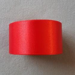 Atłas szer. 50mm czerwony -...