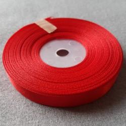 Atłas szer.12mm czerwony -...