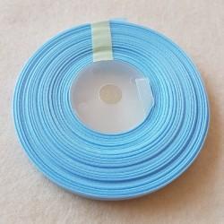 Atłas szer.6mm niebieski...