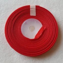 Atłas szer. 6mm czerwony -...