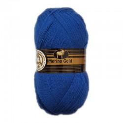 Merino Gold Niebieski 016
