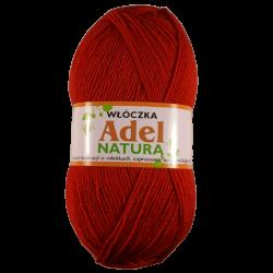 Włóczka Adel Czerwony 062