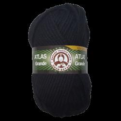 Włóczka Atlas Grande Czarny...