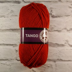 Włóczka Tango Czerwony 033