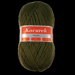 Włóczka Kocurek Khaki 15- 2210