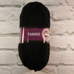Włóczka Tango Czarny 999