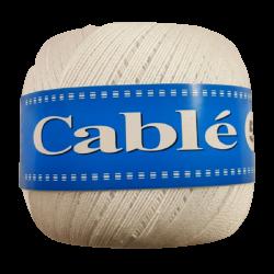 Kordonek Cable 5 Biały 001