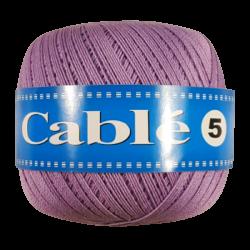 Kordonek Cable 5 Fiolet 54