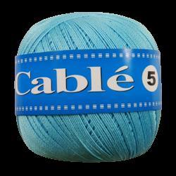 Kordonek Cable 5 Turkus 123