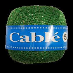 Kordonek Cable 5 Zielony Ze...
