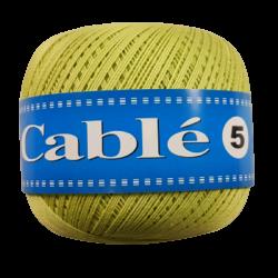 Kordonek Cable 5 Seledyn 151