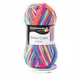 Włóczka Bravo Color 00095