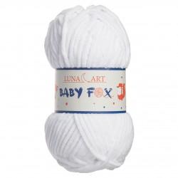 Baby Fox Luna Art - biały...