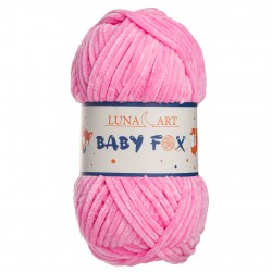 Baby Fox Luna Art - róż 100-06