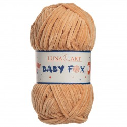 Baby Fox Luna Art - beż 100-18