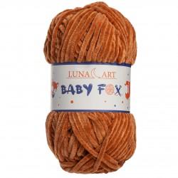 Baby Fox Luna Art - brąz...