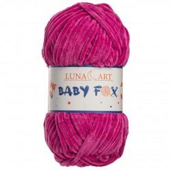 Baby Fox Luna Art - amarant...