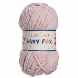 Baby Fox Luna Art - róż 100-24