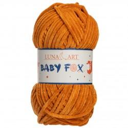 Baby Fox Luna Art - złoty...
