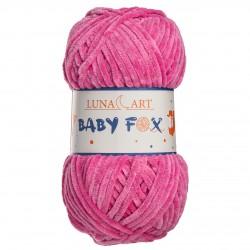 Baby Fox Luna Art - róż 100-31