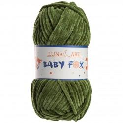 Baby Fox Luna Art - oliwka...