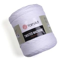 Twisted Macrame biały 751