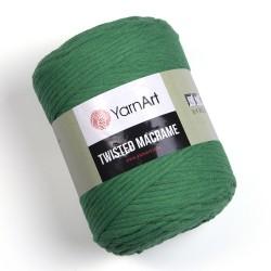 Twisted Macrame Zielony 759