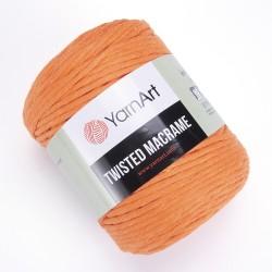 Twisted Macrame Oranż 770