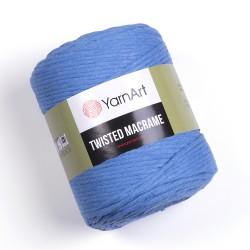 Twisted Macrame Niebieski 786