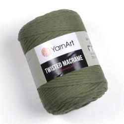 Twisted Macrame Khaki 787