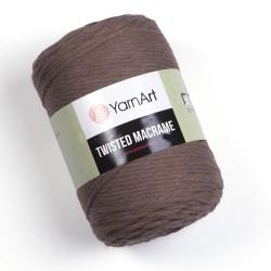 Twisted Macrame Brąz 788