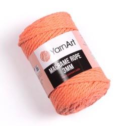 Macrame Rope 3mm oranż 767