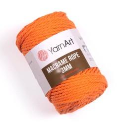 Macrame Rope 3mm oranż 770