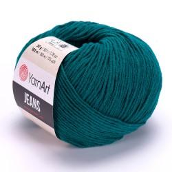 Jeans Zielony / Szmaragdowy 63