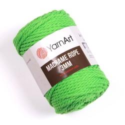 Macrame Rope 3mm neon...
