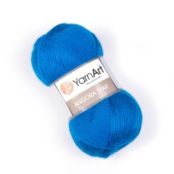 Angora Star Niebieski 3040