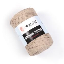 Macrame Cotton Beż 753