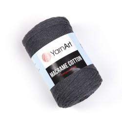 Macrame Cotton Szary 758