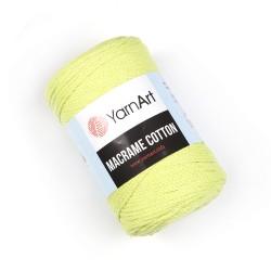 Macrame Cotton Seledyn 755