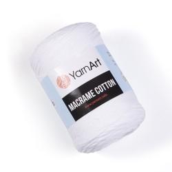 Macrame Cotton Biały 751