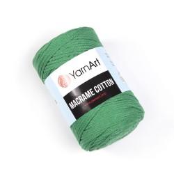 Macrame Cotton Zielony 759